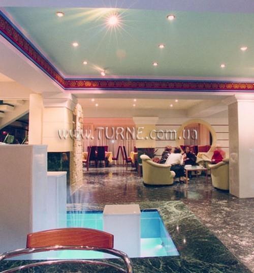 Фото Mantas Hotel Греция Лутраки