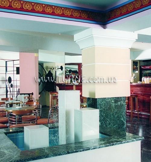 Отель Mantas Hotel Греция Лутраки