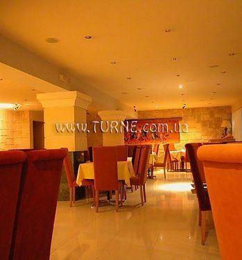 Отель Mantas Hotel Лутраки