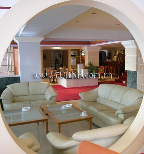 Mantas Hotel Греция Лутраки