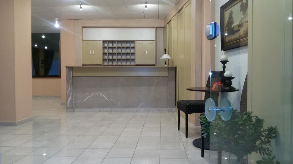 Отель Arion Hotel Loutraki Лутраки