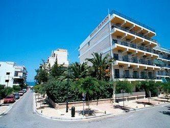 Bakos Hotel 3*, Греція, Лутракі