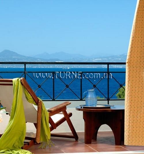Esperides Villas & Suites Греция Лутраки