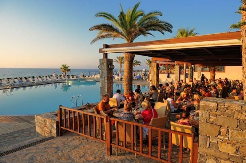 Отель Dessole Malia Beach (ex. Malia Beach) Малья (о. Крит)