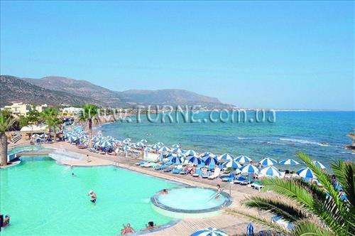 Фото Dessole Malia Beach (ex. Malia Beach) Греция Малья (о. Крит)