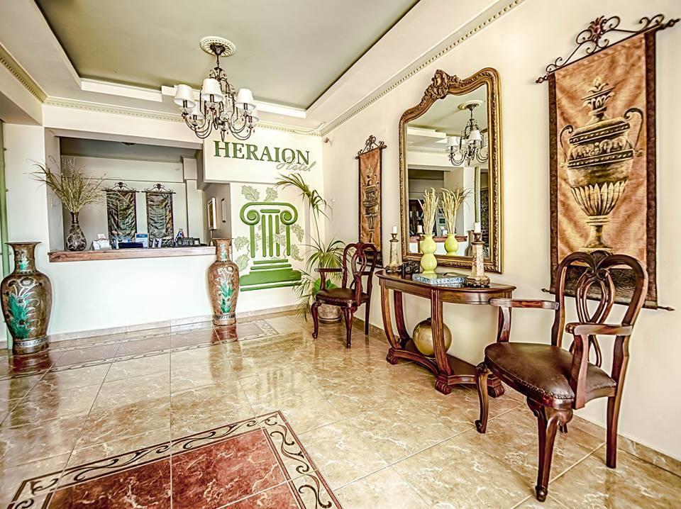 Фото Heraion Hotel Неа Калликратия (Халкидики)