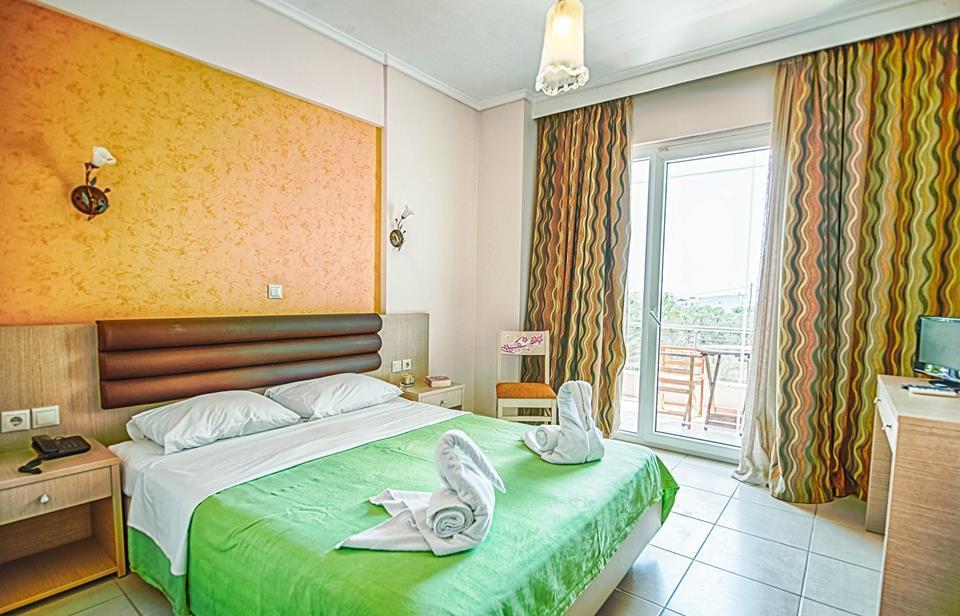 Отель Heraion Hotel Греция Неа Калликратия (Халкидики)