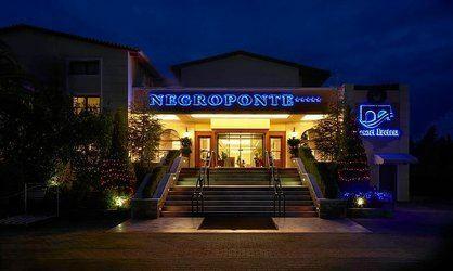 Negroponte Resort Eretria о. Эвия