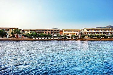 Negroponte Resort Eretria Греция о. Эвия