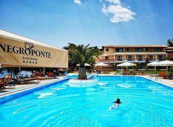 Отель Negroponte Resort Eretria Греция о. Эвия