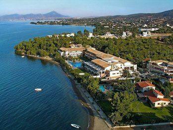 Фото Negroponte Resort Eretria Греция о. Эвия