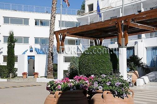 Отель Grand Bleu Hotel Греция о. Эвия