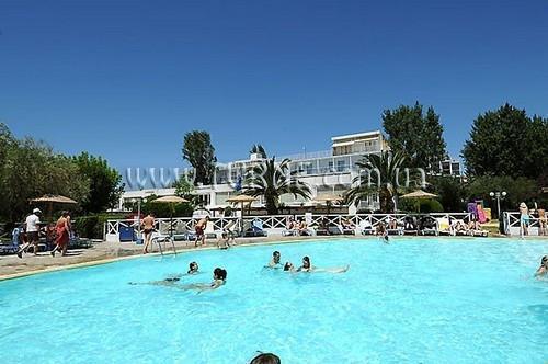 Отель Grand Bleu Hotel о. Эвия
