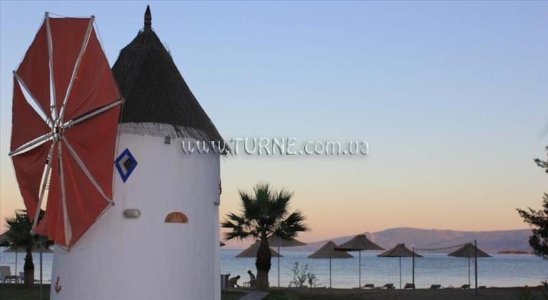 Отель Grand Blue Hotel Греция о. Эвия