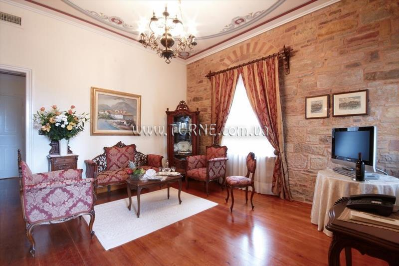 Фото Argentikon Luxury Suites Греция о. Хиос