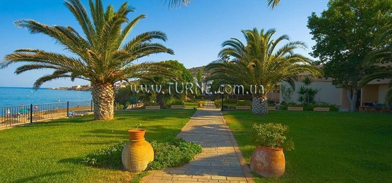 Отель Golden Sand Греция о. Хиос