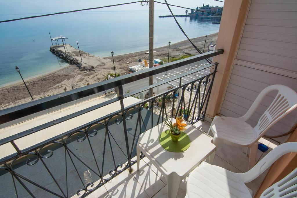 Отель Riviera Beach о. Корфу