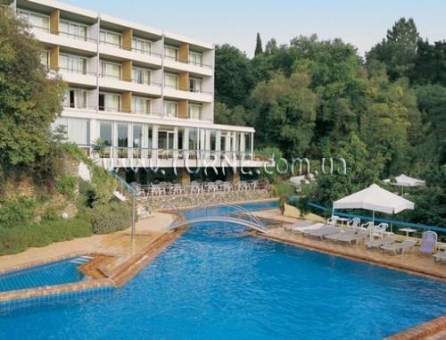 Отель Divani Corfu Palace Греция о. Корфу