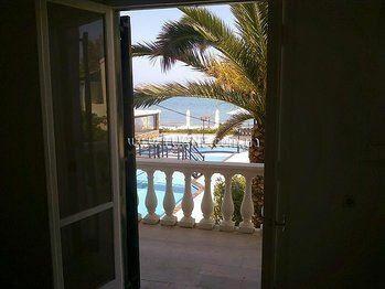 Beach Front Salvanos Apartments Греция о. Корфу