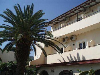 Отель Mega Hotel о. Корфу