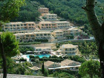 Фото Rosa Bella Corfu Hotel