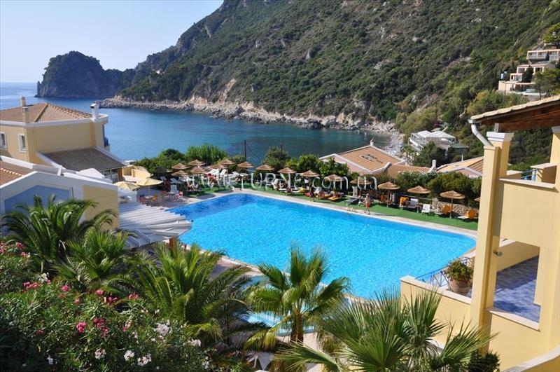 Отель Rosa Bella Corfu Hotel о. Корфу