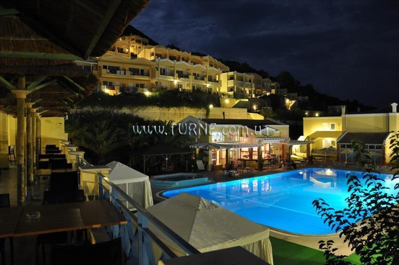 Фото Rosa Bella Corfu Hotel о. Корфу