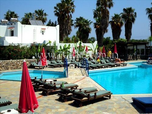 Фото Diamond Apartments (ex. Lydia Apartments in Lambi) Греция о. Кос