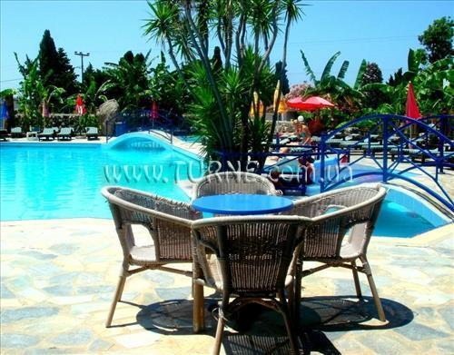 Отель Diamond Apartments (ex. Lydia Apartments in Lambi) Греция о. Кос