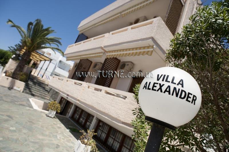Alexander Villa о. Крит