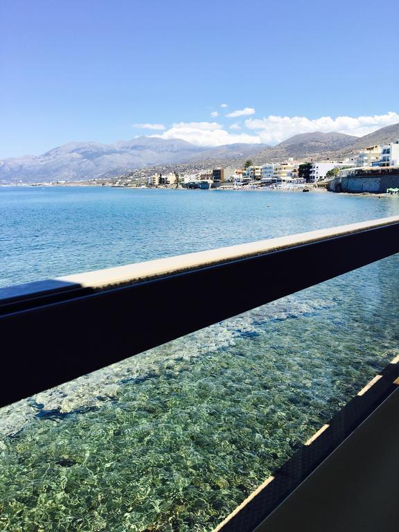 Отель Eleonora Boutique Hotel о. Крит