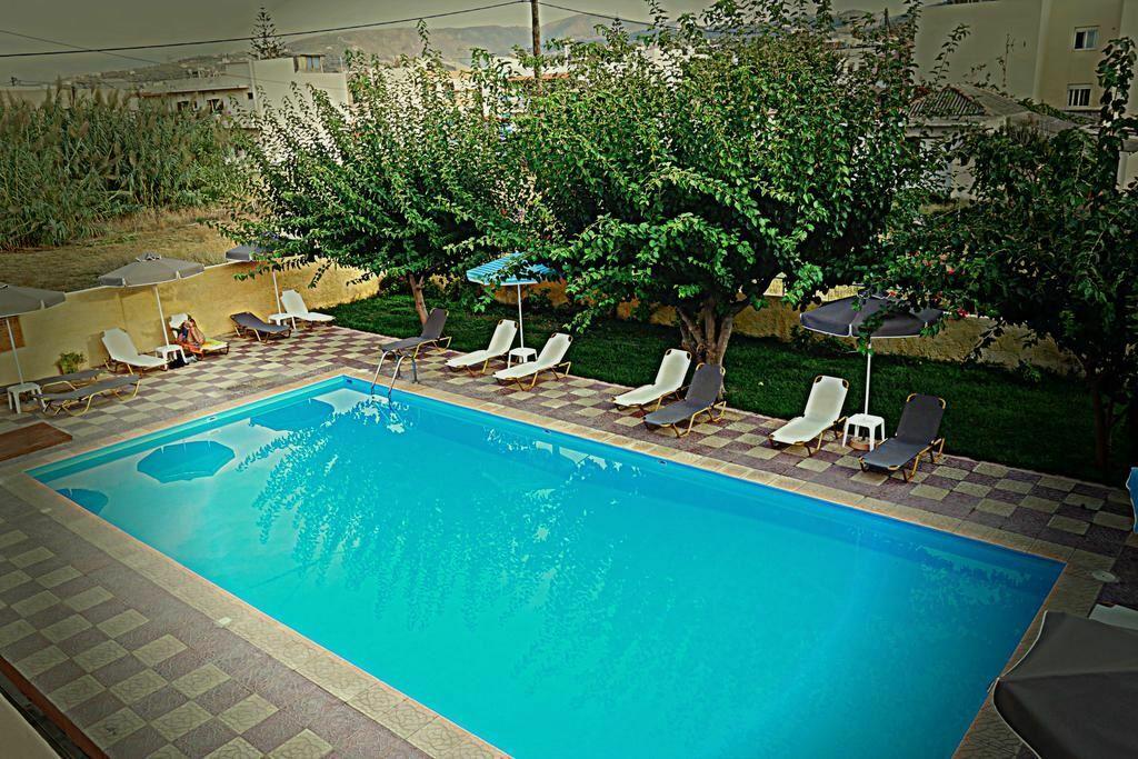 Domenica Apartments Греция о. Крит