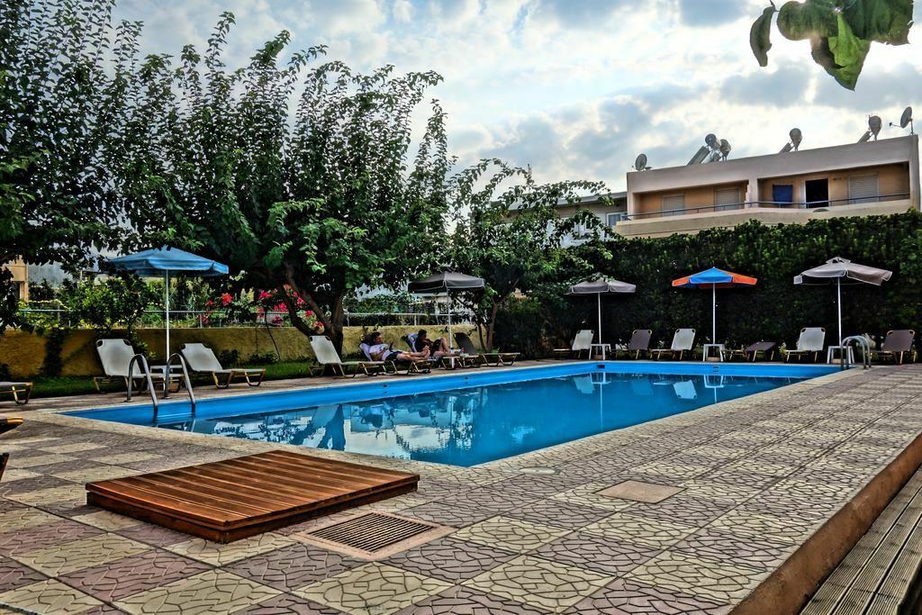 Отель Domenica Apartments о. Крит