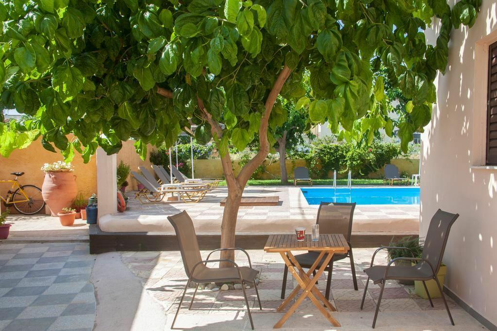 Отель Domenica Apartments Греция о. Крит