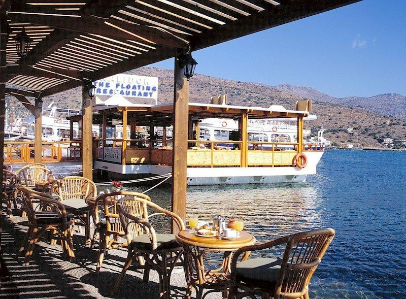 Отель Aristea Hotel о. Крит