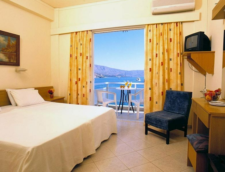 Отель Aristea Hotel Греция о. Крит