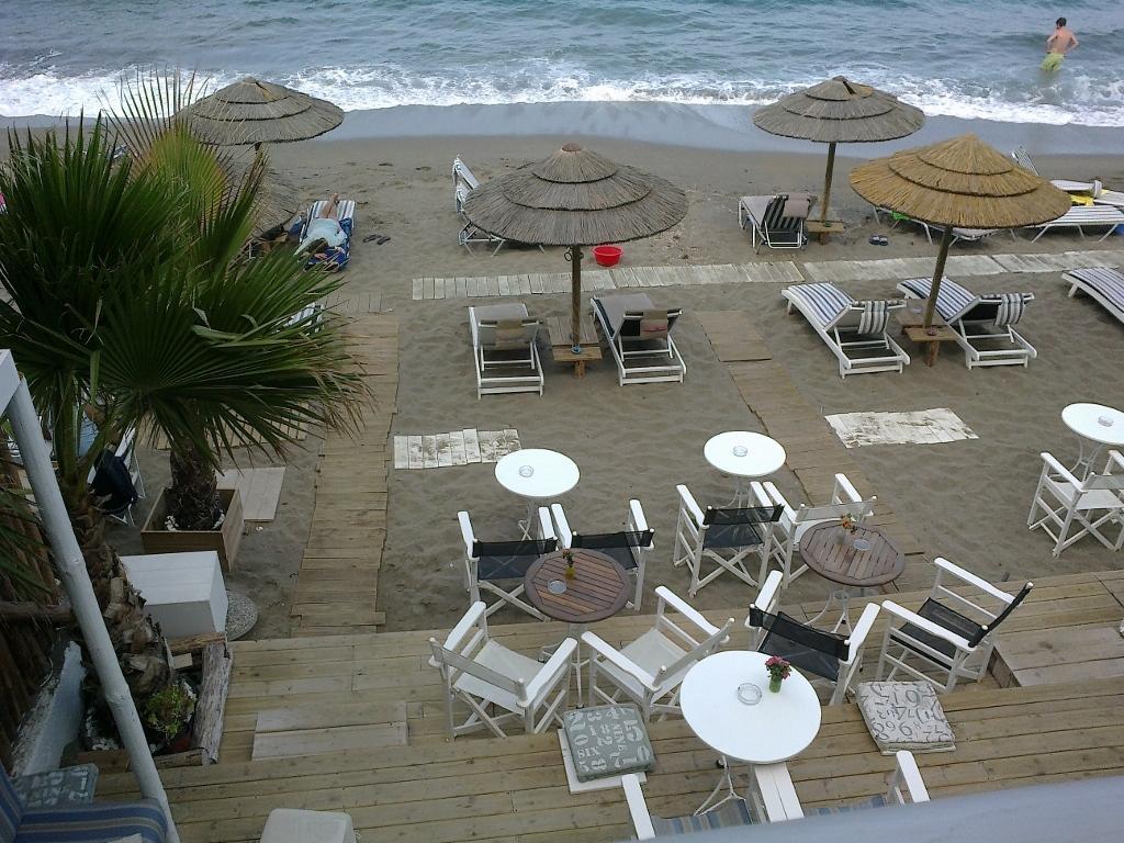Отель Blue Island о. Крит