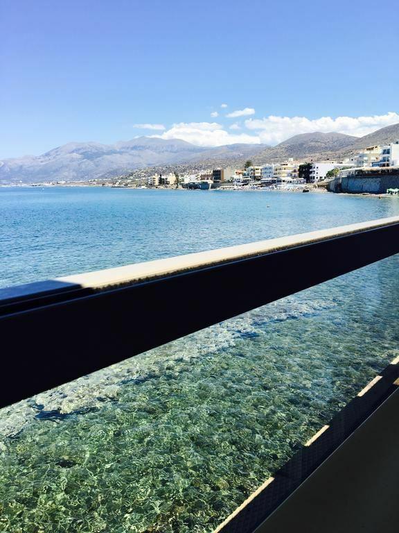 Отель Blue Island Греция о. Крит