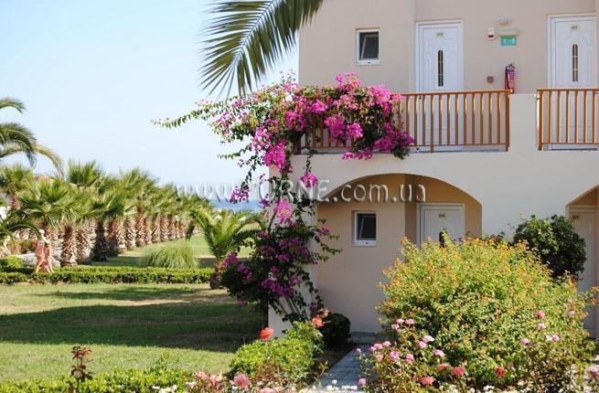 Delfina Beach Греция о. Крит