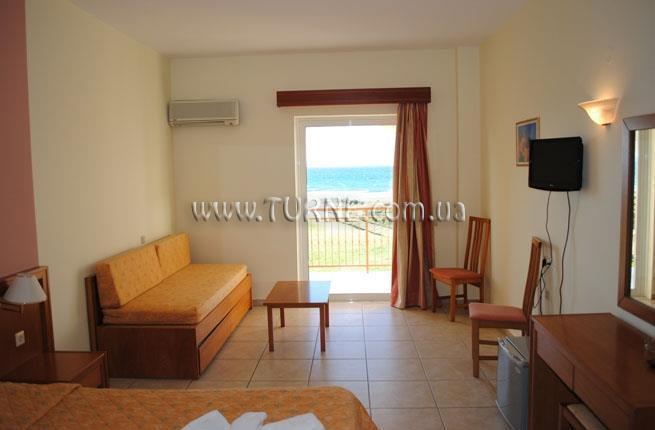 Отель Delfina Beach о. Крит