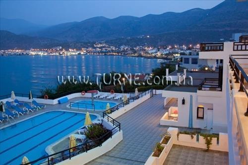 Отель Ruby Solimar Греция о. Крит