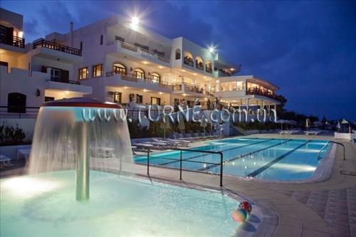 Отель Ruby Solimar о. Крит