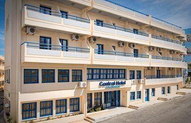 Фото Central Hersonissos Hotel Греция о. Крит