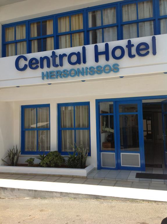 Central Hersonissos Hotel о. Крит