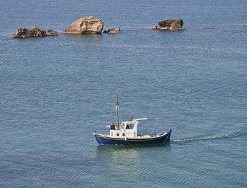Danaos Beach Греция о. Крит