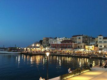 Фото Danaos Beach Греция о. Крит