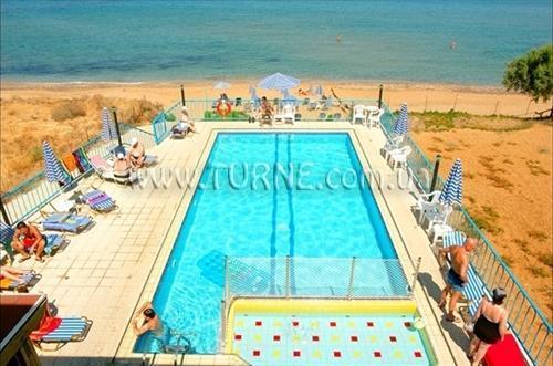 Отель Danaos Beach Греция о. Крит