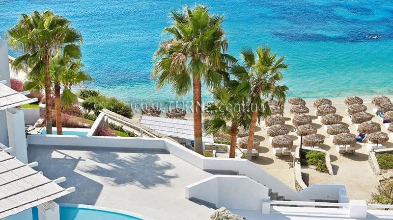 Отель Grecotel Mykonos Blu о. Миконос