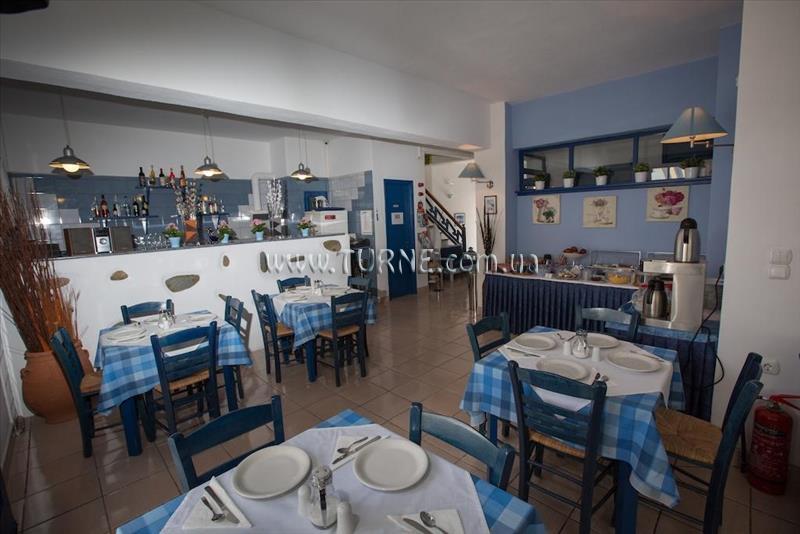 Отель Dilion Hotel Греция о. Парос