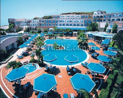 Фото Mitsis Rodos Village Resort о. Родос